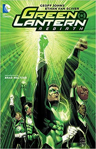 GREEN LANTERN REBIRTH TP NEW EDITION