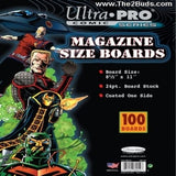Ultra Pro / IMAGE GUARD Magazine Size Boards (Pack of 100)