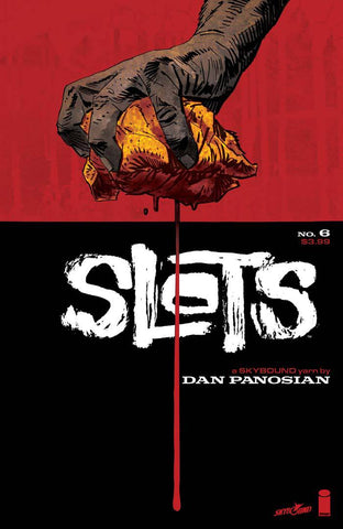 SLOTS #6 (MR) - Packrat Comics