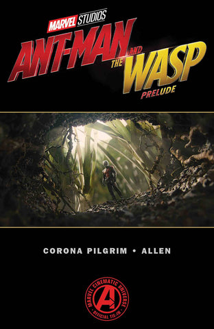 MARVELS ANT-MAN AND WASP PRELUDE #1 (OF 2) - Packrat Comics