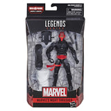 "Spider-Man Legends Series 6"" Marvel's Night Thrasher"
