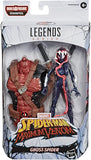 Marvel Legends Series Venom 6-inch Collectible Action Figure Toy Ghost-Spider - Packrat Comics