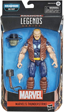 Marvel Legends Series 6-inch Collectible Marvel's Thunderstrike Action Figure - Packrat Comics