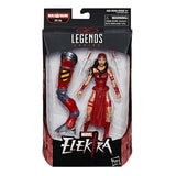 Spider-Man Legends Series 6-inch Elektra