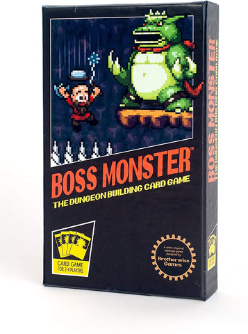 Boss Monster: The Dungeon Building Card Game - Packrat Comics