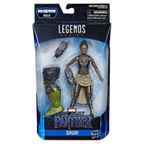 Marvel Legends Series Black Panther Shuri 6-inch