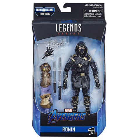"Avengers Hasbro Marvel Legends Series Endgame 6"" Ronin Marvel"