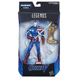 "Avengers Hasbro Marvel Legends Series 6"" Citizen V"