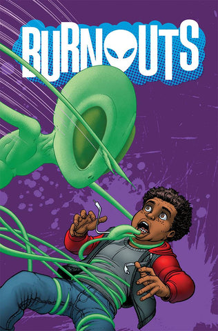 BURNOUTS #2 (MR) - Packrat Comics