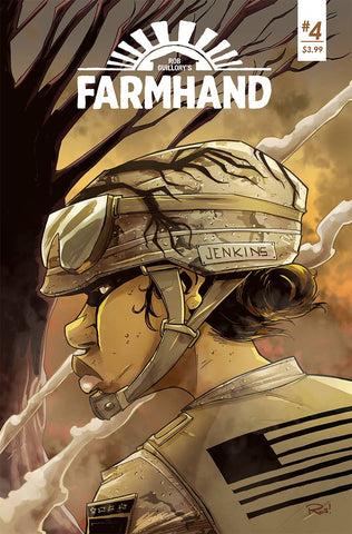 FARMHAND #4 (MR) - Packrat Comics
