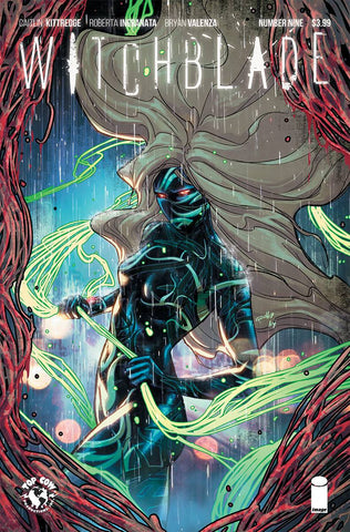 WITCHBLADE #9 (MR) - Packrat Comics
