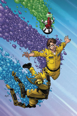MYSTERY SCIENCE THEATER 3000 #2 CVR A NAUCK - Packrat Comics