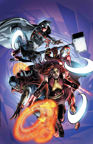 INFINITY WARS #4 (OF 6) - Packrat Comics