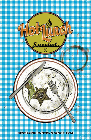 HOT LUNCH SPECIAL #3 (MR) - Packrat Comics