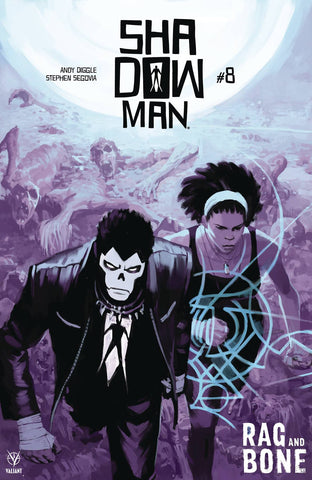 SHADOWMAN (2018) #8 (NEW ARC) CVR A ZONJIC - Packrat Comics