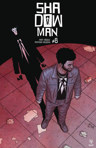 SHADOWMAN (2018) #8 (NEW ARC) CVR C BODENHEIM - Packrat Comics