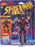 Spider-Man Hasbro Marvel Legends Series 6-inch Collectible Daredevil Action Figure Toy Retro Collection - Packrat Comics