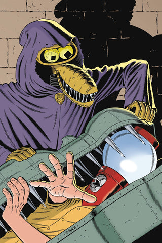 MYSTERY SCIENCE THEATER 3000 #5 CVR B VANCE - Packrat Comics