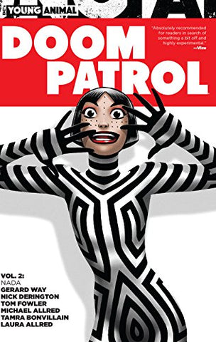 DOOM PATROL TP VOL 02 NADA (MR) - Packrat Comics