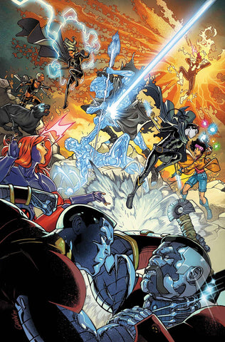UNCANNY X-MEN WINTERS END #1 - Packrat Comics