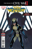 ALL NEW WOLVERINE #8