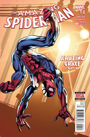 AMAZING SPIDER-MAN #1.4