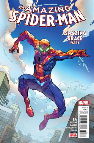 AMAZING SPIDER-MAN #1.6 - Packrat Comics