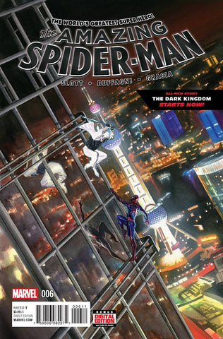 AMAZING SPIDER-MAN #6 - Packrat Comics