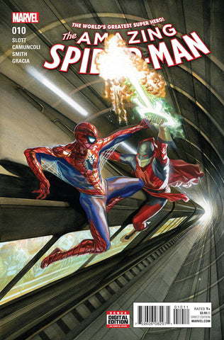 AMAZING SPIDER-MAN #10 - Packrat Comics
