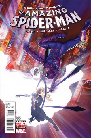 AMAZING SPIDER-MAN #7 - Packrat Comics