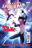 AMAZING SPIDER-MAN AND SILK SPIDERFLY EFFECT #1 (OF 4)