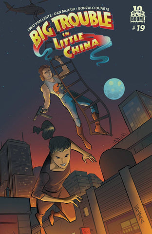BIG TROUBLE IN LITTLE CHINA #19