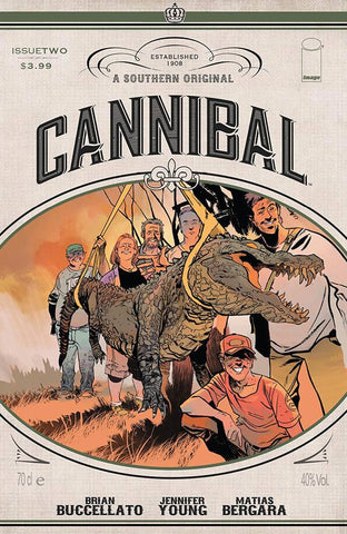 CANNIBAL #2 - Packrat Comics