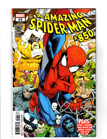 AMAZING SPIDER-MAN #49 - Packrat Comics