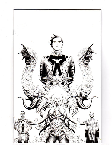 Dune House Atreides #1 Cover H Incentive Thank You Variant Cover - Packrat Comics