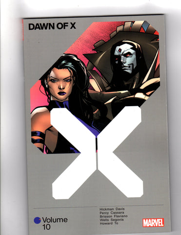 DAWN OF X TP VOL 10 - Packrat Comics