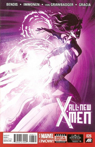 ALL NEW X-MEN #26