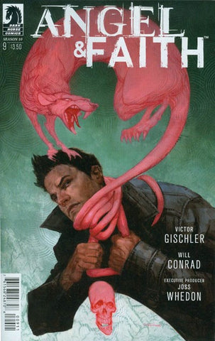ANGEL AND FAITH SEASON 10 #9 MAIN CVR - Packrat Comics