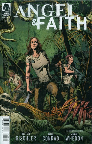 ANGEL AND FAITH SEASON 10 #9 CONRAD MADSEN VAR - Packrat Comics