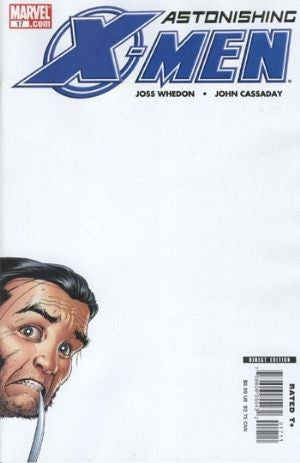 ASTONISHING X-MEN #17 - Packrat Comics