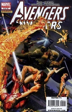 AVENGERS INVADERS #5 (OF 12)