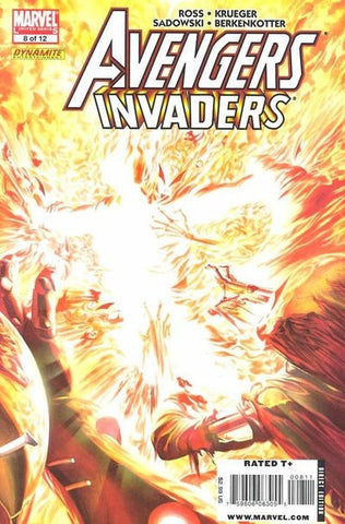 AVENGERS INVADERS #8 (OF 12) - Packrat Comics