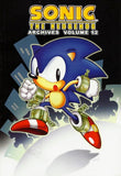 Sonic The Hedgehog Archives VOL 12 - Packrat Comics
