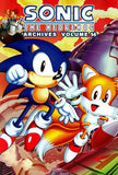 Sonic The Hedgehog Archives VOL 14 - Packrat Comics