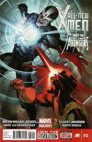 ALL NEW X-MEN #12 NOW