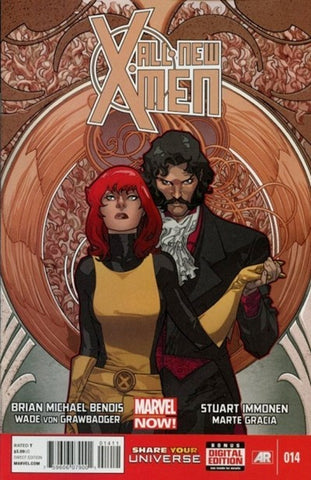 ALL NEW X-MEN #14 NOW
