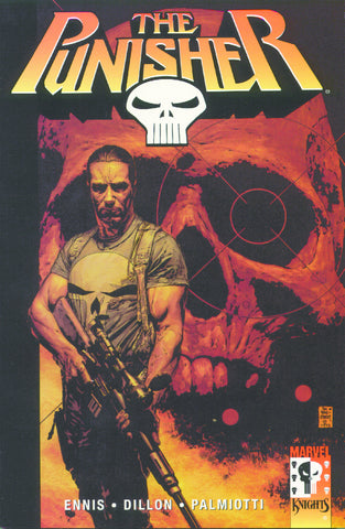 PUNISHER VOL 1 WELCOME BACK FRANK TP - Packrat Comics