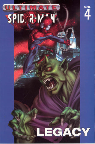 ULTIMATE SPIDER-MAN TP VOL 04 LEGACY