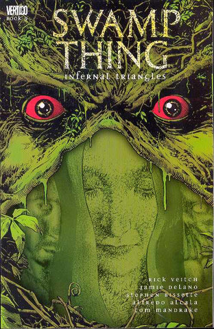 SWAMP THING TP VOL 09 INFERNAL TRIANGLES (MR) - Packrat Comics