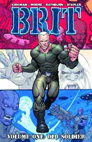 BRIT TP VOL 01 OLD SOLDIER - Packrat Comics